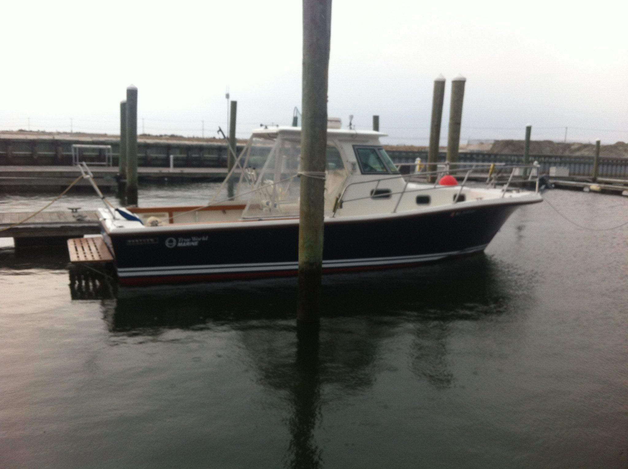 The Boat Docked Ocean City