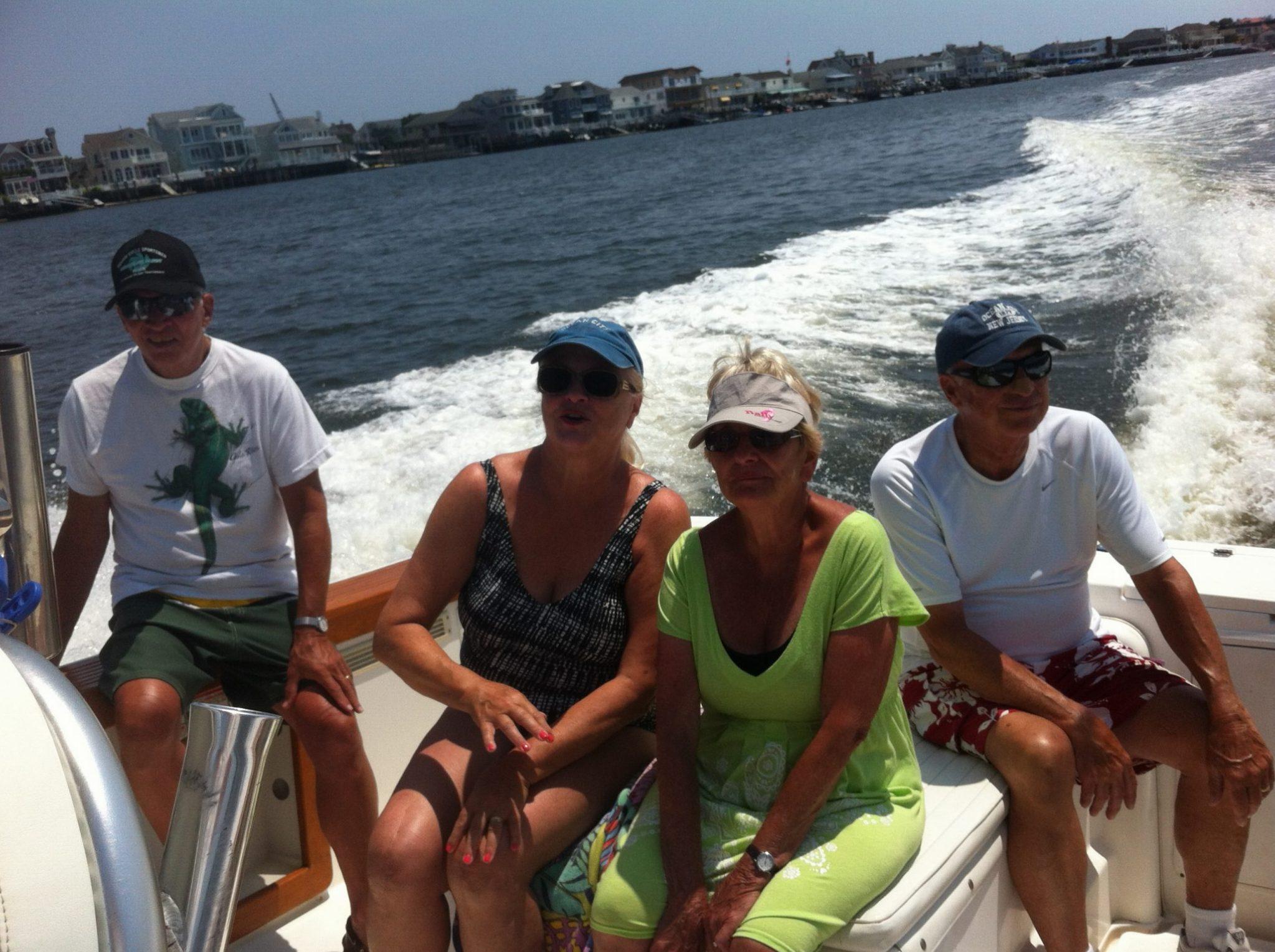 Cruise around Ocean City