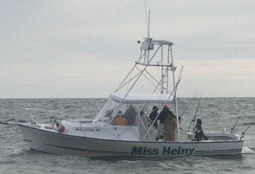 Fishing Charters Ocean City and Atlantic City NJ