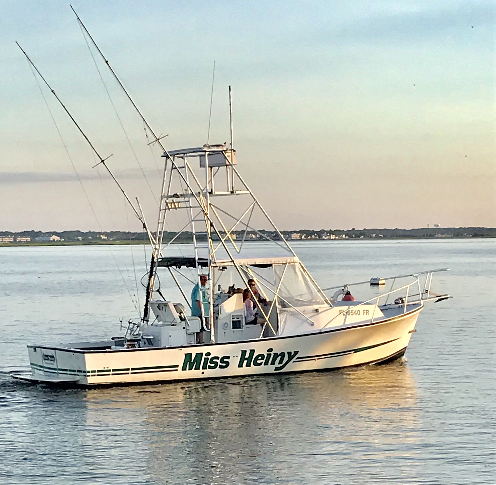 Fishing Charters Ocean City and Atlantic City NJ