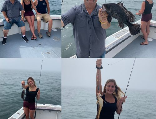 Weekly  Fishing Report New Jersey