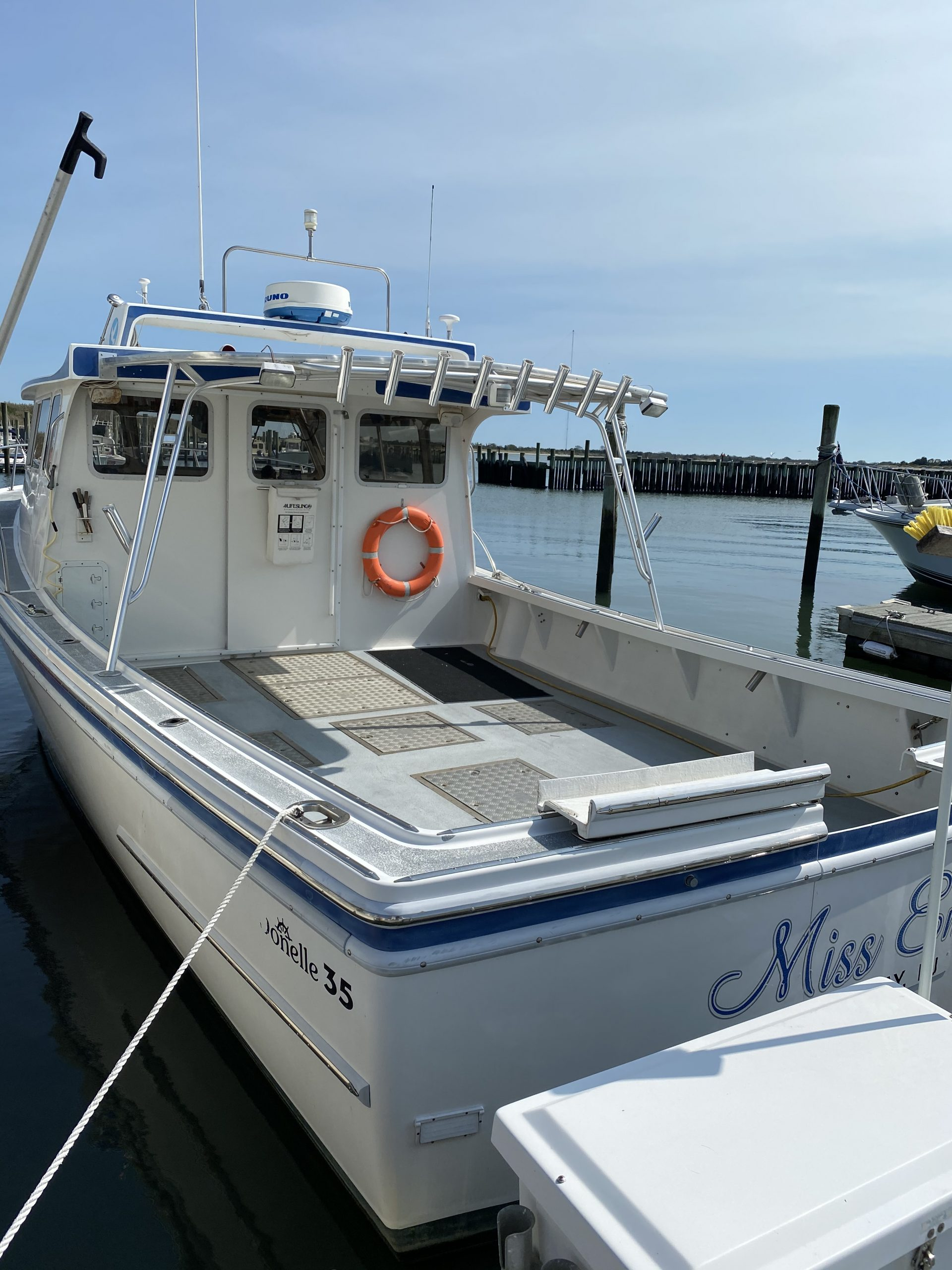 Moover Fishing Adventures Serving Ocean City and Atlantic City NJ